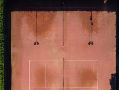 Teniszpálya