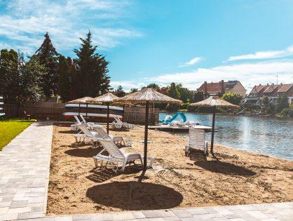 Saját strand
