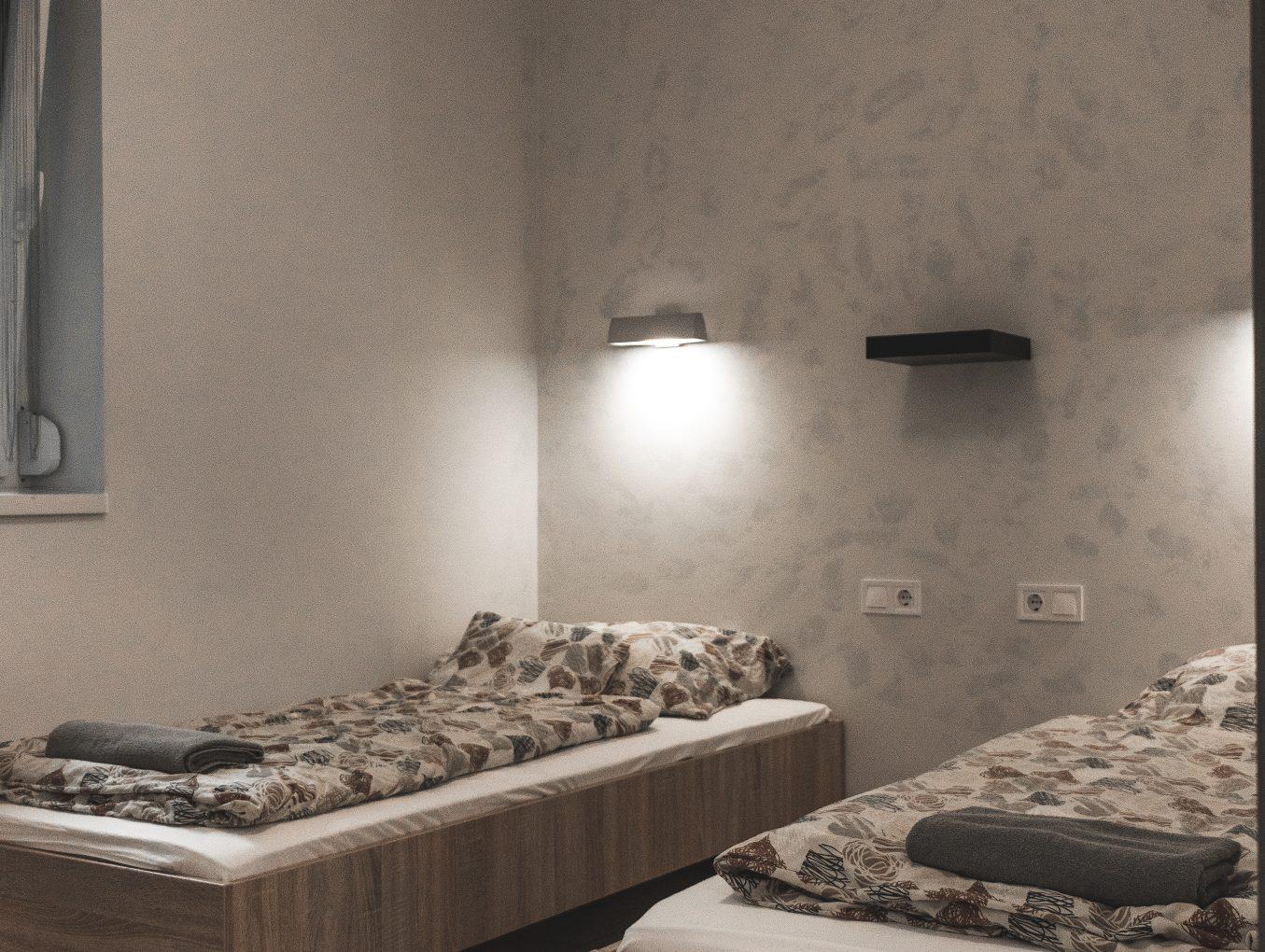 Deluxe apartman terasszal